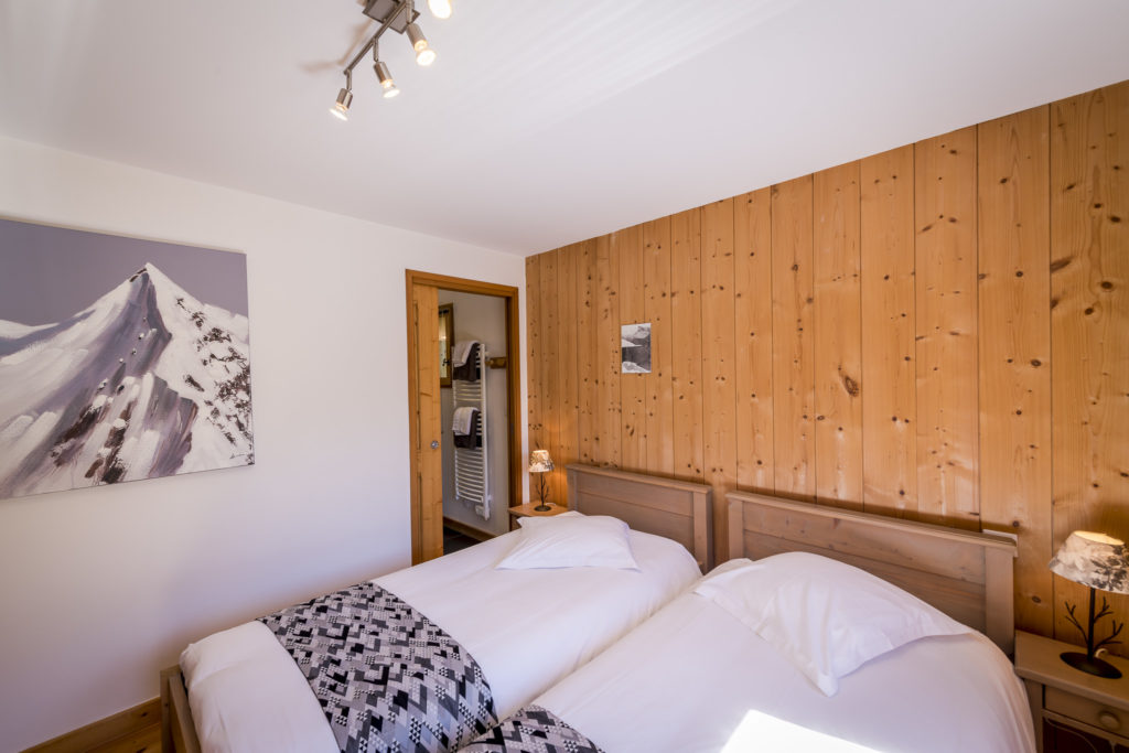 chalet rose appartement 1